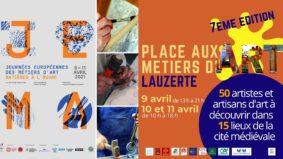 PLACE AUX MÉTIERS D'ART #Lauzerte