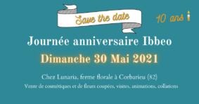 10ans IBBEO COSMETIQUES #Montauban @ Lunaria Ferme Florale