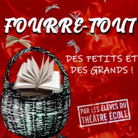 FOURRE-TOUT #Montauban @ Théâtre de l'Embellie