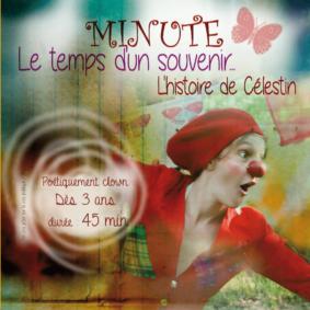MINUTE, LE TEMPS D'UN SOUVENIR #Montauban @ Théâtre de l'Embellie