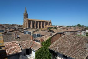 VISITE+PATRIMOINE+GÉOMÉTRIE #Beaumont-de-Lomagne @ Salle de Conférence Maison Fermat