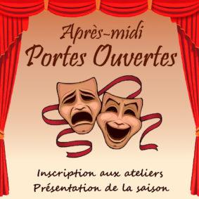 APRÈS-MIDI PORTES OUVERTES #Montauban @ Théâtre de l'Embellie