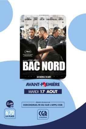 BAC NORD - EN AVANT-PREMIÈRE #Montauban @ CGR MONTAUBAN