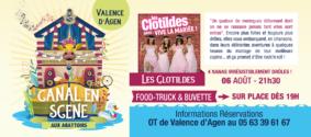 LES CLOTILDES - VIVE LA MARIÉE #Valence d'Agen @ Aux Abattoirs