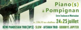 PIANO(S) À POMPIGNAN #Pompignan @ Château de Pompignan