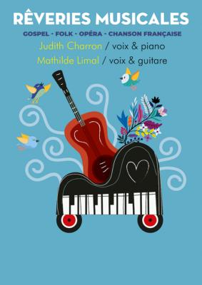 RÊVERIES MUSICALES #Lauzerte