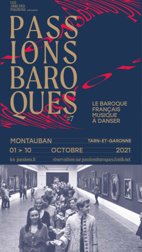 BAL BAROQUE #Montauban