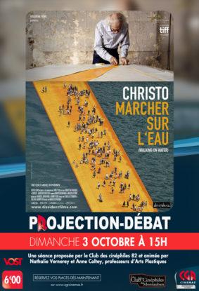 CINÉ-DÉBAT CHRISTO #Montauban