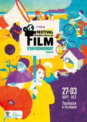 FESTIVAL DU FILM D'ENVIRONNEMENT #Montauban @ Cinéma CGR Le Paris