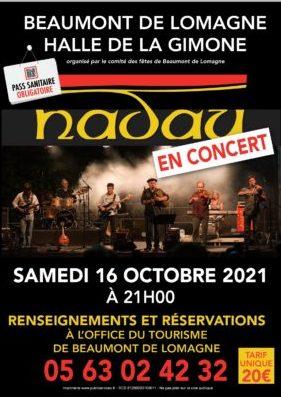 NADAU #Beaumont-de-Lomagne